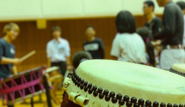 和太鼓教室ハルノオト 活動日記①