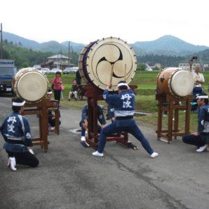 京都府・丹波八坂太鼓様
