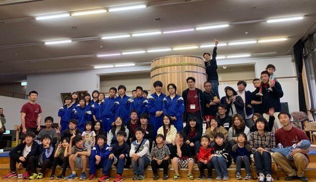 富士山伝説ドラゴン太鼓プロジェクト!いよいよ始動♫