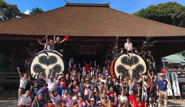 「味噌六太鼓プロジェクト」中部の未来創造大賞受賞いたしました♬たくさんの「感動」をありがとう。